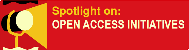 Spotlight on: Open access initiatives