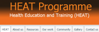 The HEAT programme (Health Education and Training)